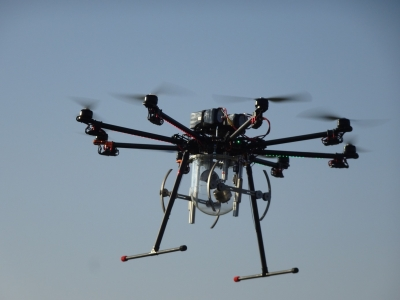 Le drone Swing